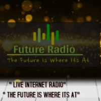 Logo of radio station Future Radio UK
