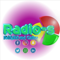 Logo of radio station Radio S UK