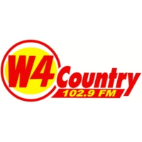 Logo of radio station WWWW - W4 Country