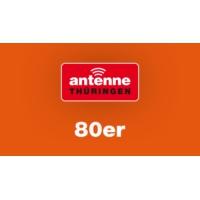 Logo de la radio Antenne Thüringen 80er