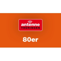 Logo of radio station Antenne Thüringen 80er