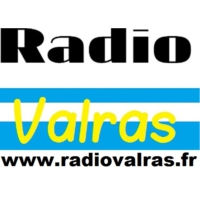 Logo of radio station valras fm
