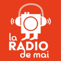 Logo of radio station La RADIO de Mai