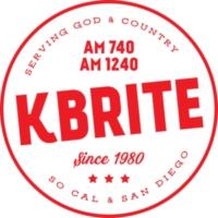 Logo de la radio KBRITE AM 1240