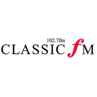 Logo of radio station Classic FM 102.7