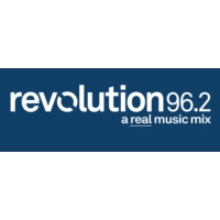 Logo of radio station Revolution Radio
