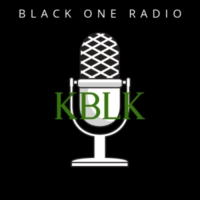 Logo of radio station Black One Radio