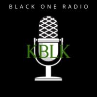 Logo of radio station Black One Radio