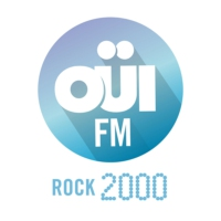 Logo of radio station OUI FM Rock 2000