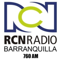 Logo of radio station RCN Radio Barranquilla