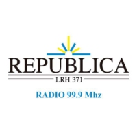 Logo of radio station Radio República