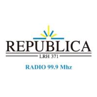 Logo of radio station Radio República