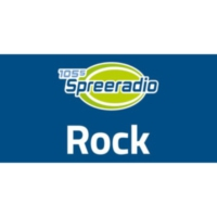 Logo of radio station 105.5 Spreeradio Rock