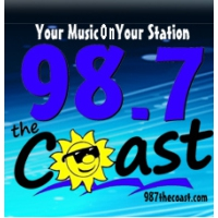 Logo of radio station WCZT The Coast 98.7