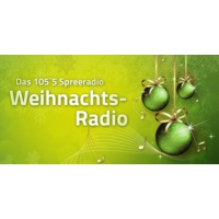 Logo of radio station 105.5 Spreeradio Weihnachtsradio