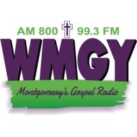 Logo of radio station WMGY-AM