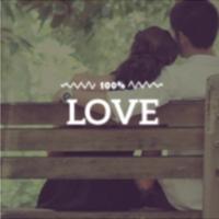 Logo de la radio 100FM - Love