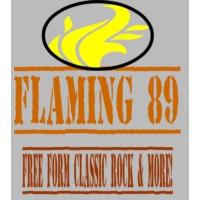Logo of radio station Flaming 89