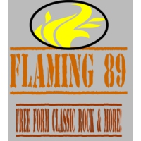 Logo of radio station Flaming 89