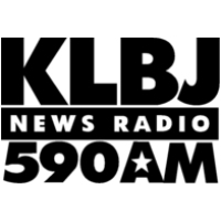 Logo of radio station KLBJ News Radio 590 AM