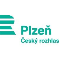 Logo of radio station Český rozhlas Plzeň