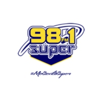 Logo of radio station XHNG Súper 98.1