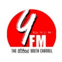 Logo of radio station Y FM