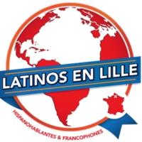 Logo de la radio Latinos-en-Lille -Web-Radio