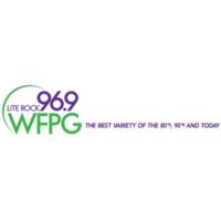 Logo of radio station WFPG Lite Rock 96.9 FM