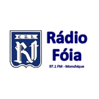 Logo de la radio Rádio Foia 97.1 Monchique