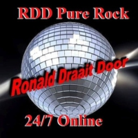 Logo de la radio RDD PureRock NL