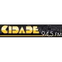 Logo de la radio radio Cidade FM 94.5