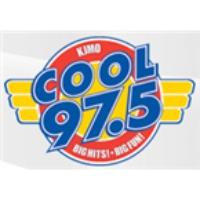 Logo de la radio KJMO Cool 97.5