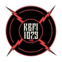 Logo of radio station 107.9 KBPI