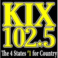 Logo of radio station KIXQ