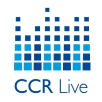 Logo of radio station CCR Live
