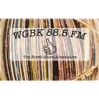 Logo of radio station WGBK