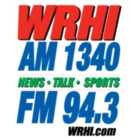 Logo of radio station WRHI 1340 AM