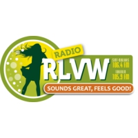 Logo of radio station RLVW