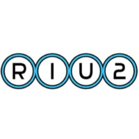 Logo of radio station RIU2