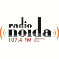 Logo of radio station Radio Noida 107.4 FM