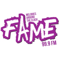Logo of radio station Fame FM Lebanon