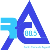 Logo of radio station Radio Clube de Arganil