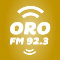 Logo of radio station ORO FM