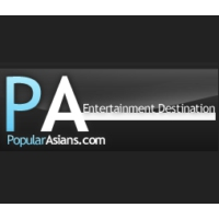 Logo of radio station Popular Asians