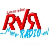 Logo of radio station RVR Radio