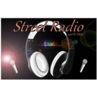 Logo of radio station Street Radio