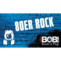 Logo of radio station Radio BOB! 80er Rock