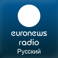 Logo of radio station euronews radio русский