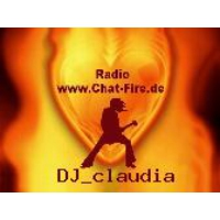 Logo of radio station Chat-Fire
